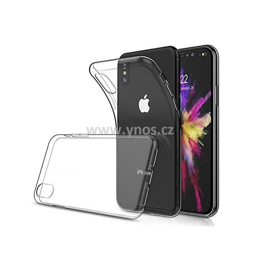 newest collection 8fdb4 1ca68 Pouzdro BACK Case pro Honor 7C/ Huawei Y7 Prime 2018 Transparent