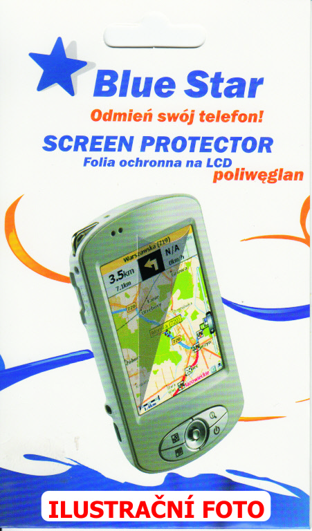 Ochranná fólie Blue Star pro Nokia Asha 200